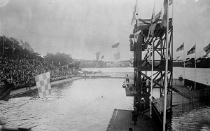 swimming at the 1912 Olympics