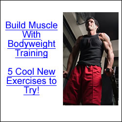 Build Muscle with Bodyweigth Training