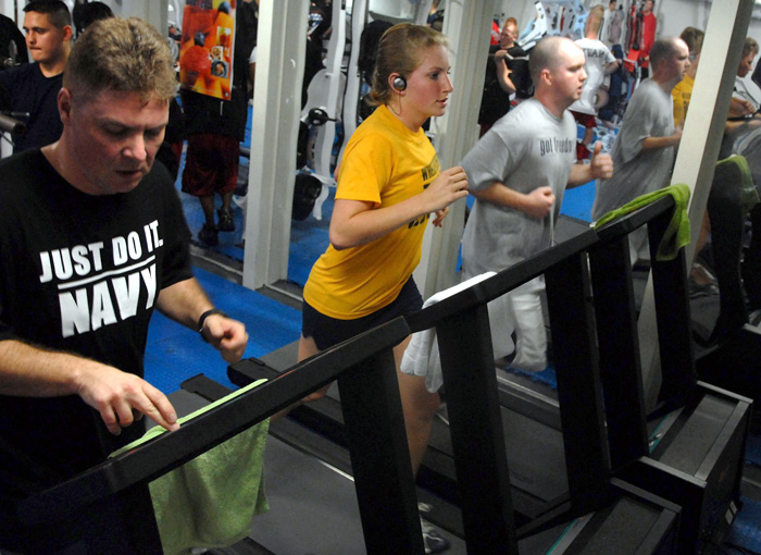 Treadmill tests are an alternative to the beep test