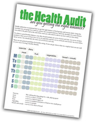 the health audit download