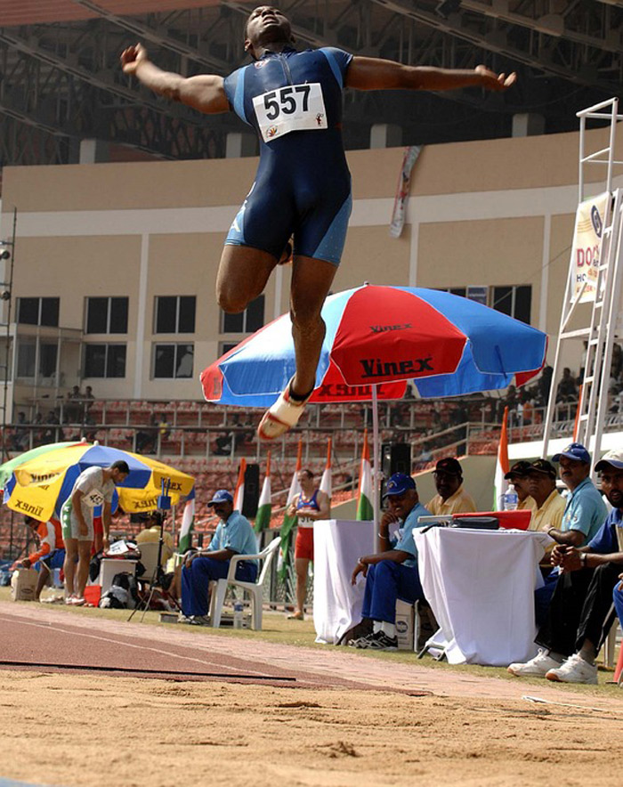 Long Jump World Record