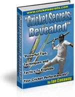 Cricket Secrets Revealed