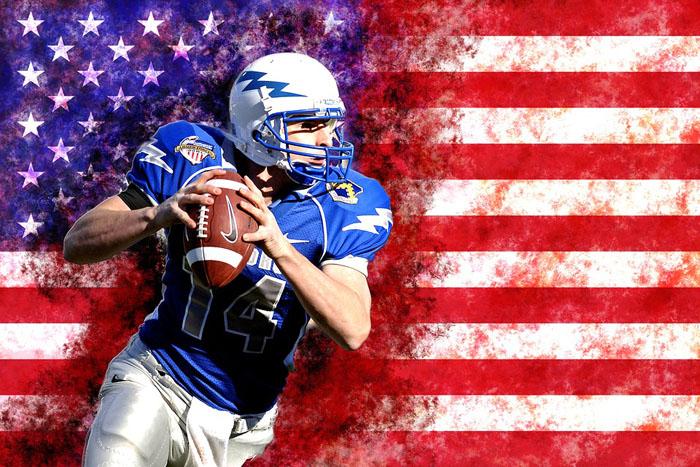 American Football, a unique USA sport