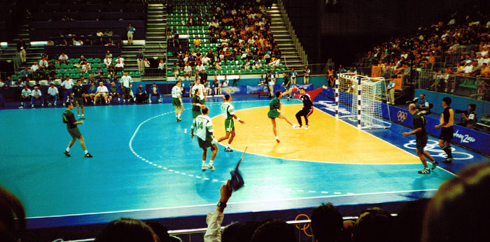 handball competition at the 2000 Sydney Olympics
