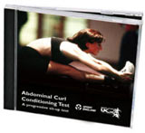 Abdominal Curl Fitness Test