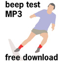 World Records in Beep Test