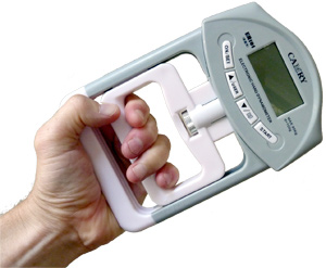 Hand Grip Strength Test