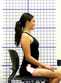 week #4 Posture Testing for athletes