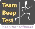 Team Beep Test Software
